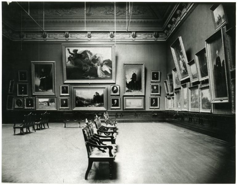 Tha Grand Salon, 1874-1899   via