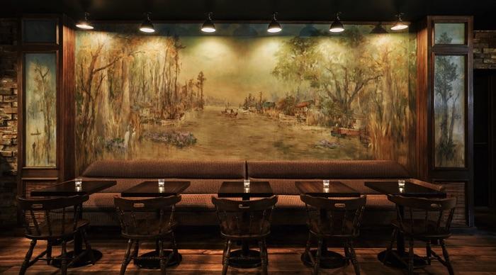 The Bayou Bar   via