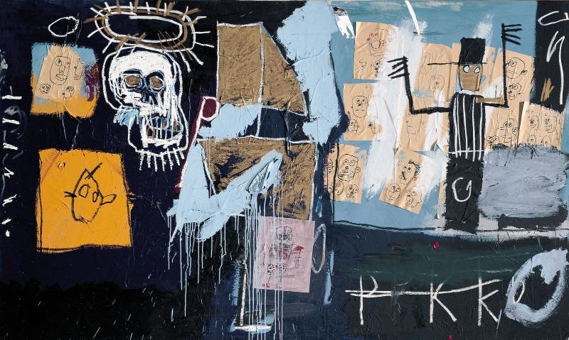 Slave Auction , 1982   via
