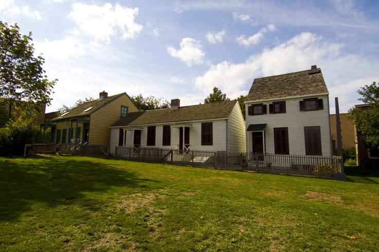 The restored Hunterfly Road Houses  via