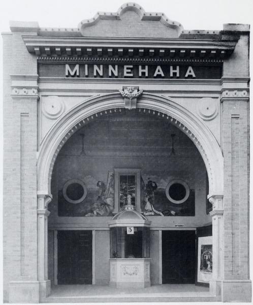 The Minnehaha Theatre,  via