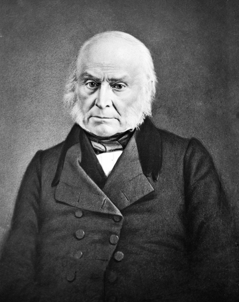 President John Quincy Adams   via