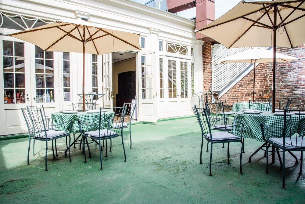 The Terrace,   via