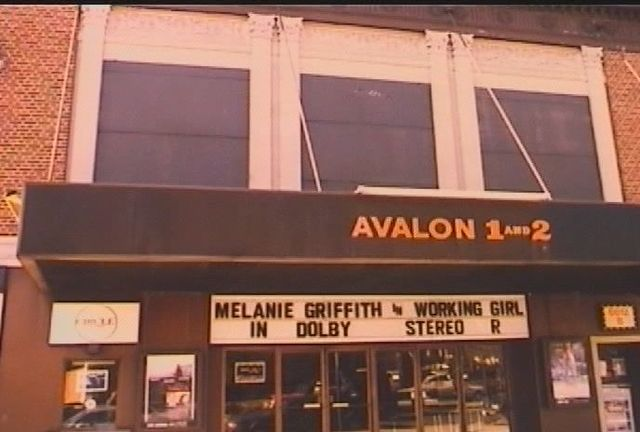 In 1988, after the ballet studio on the second floor was converted into a second theater,  via