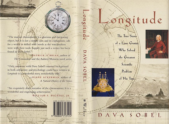The original  Longitude  cover