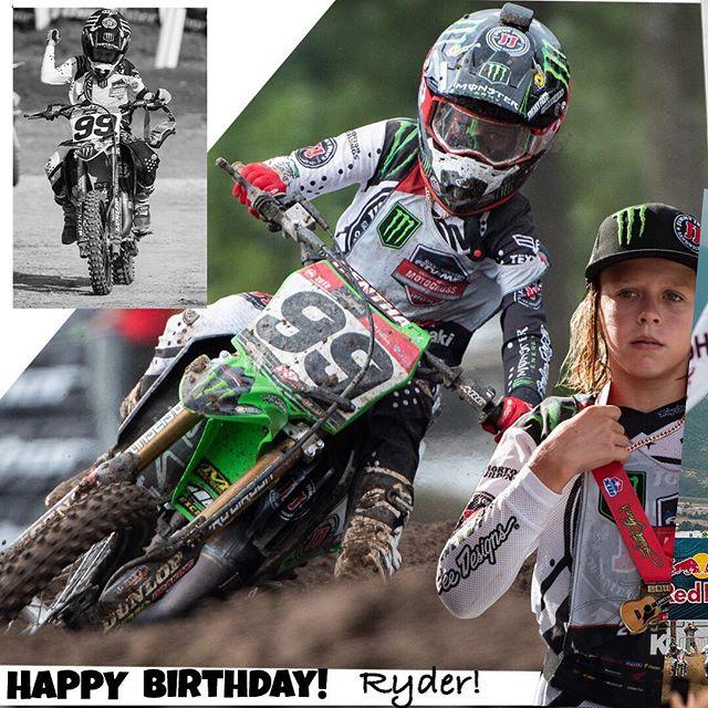 Happy Birthday @ryderdifrancesco199 !