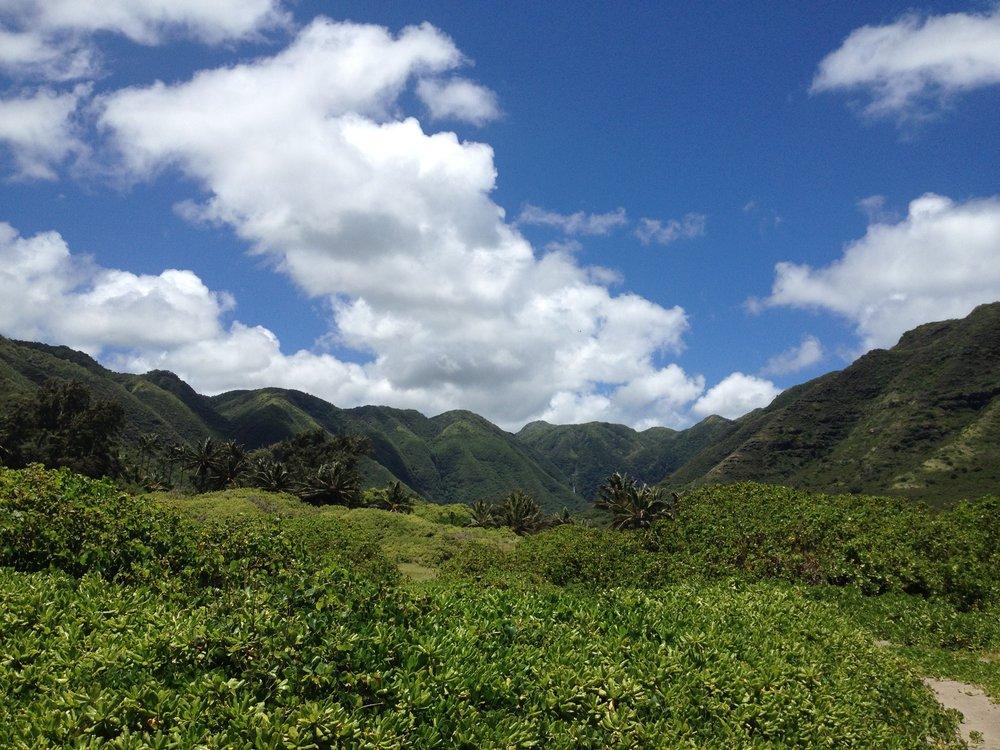 Halawa Valley, Molokai, Hawai'i