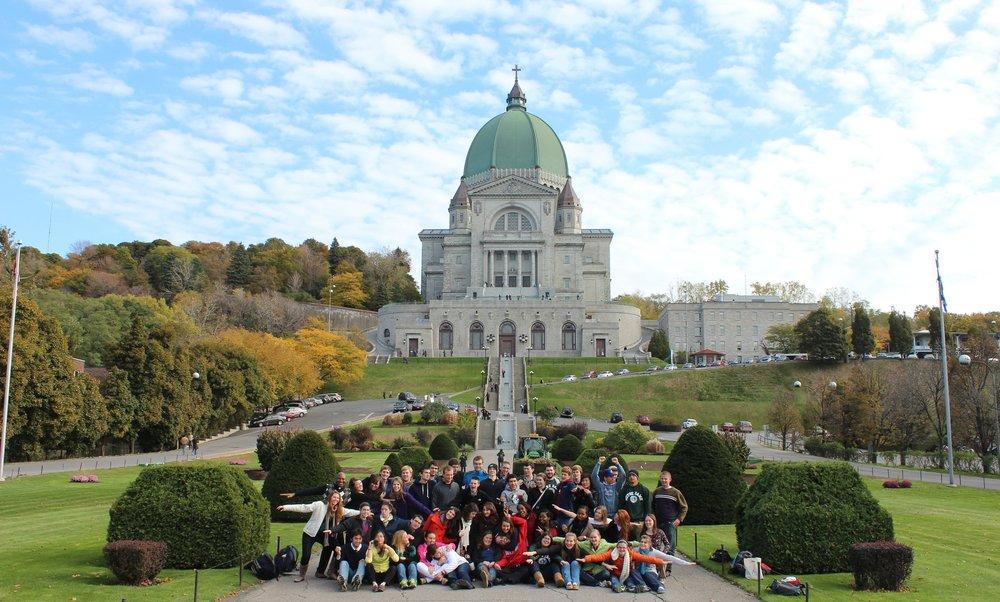 St. Joseph's Oratory, Montreal, Ontario, Canada