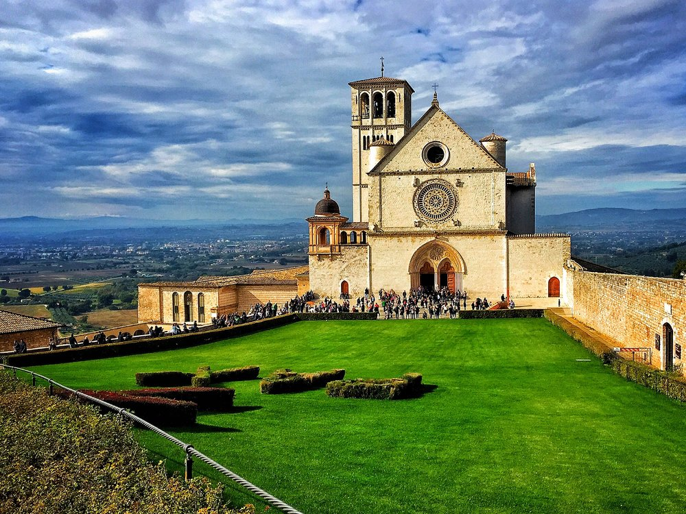 Assisi - Hometown of St. Francis of Assisi