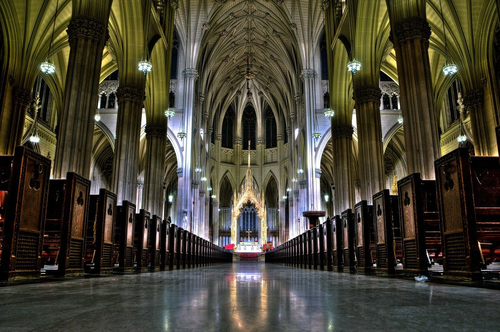 Saint Patrick's Cathedral, NYC  Steve Kelly/CCA-SA 2.0