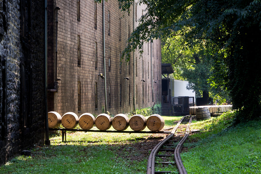 Distillery on the Bourbon Trail  Photo by Ken Thomas