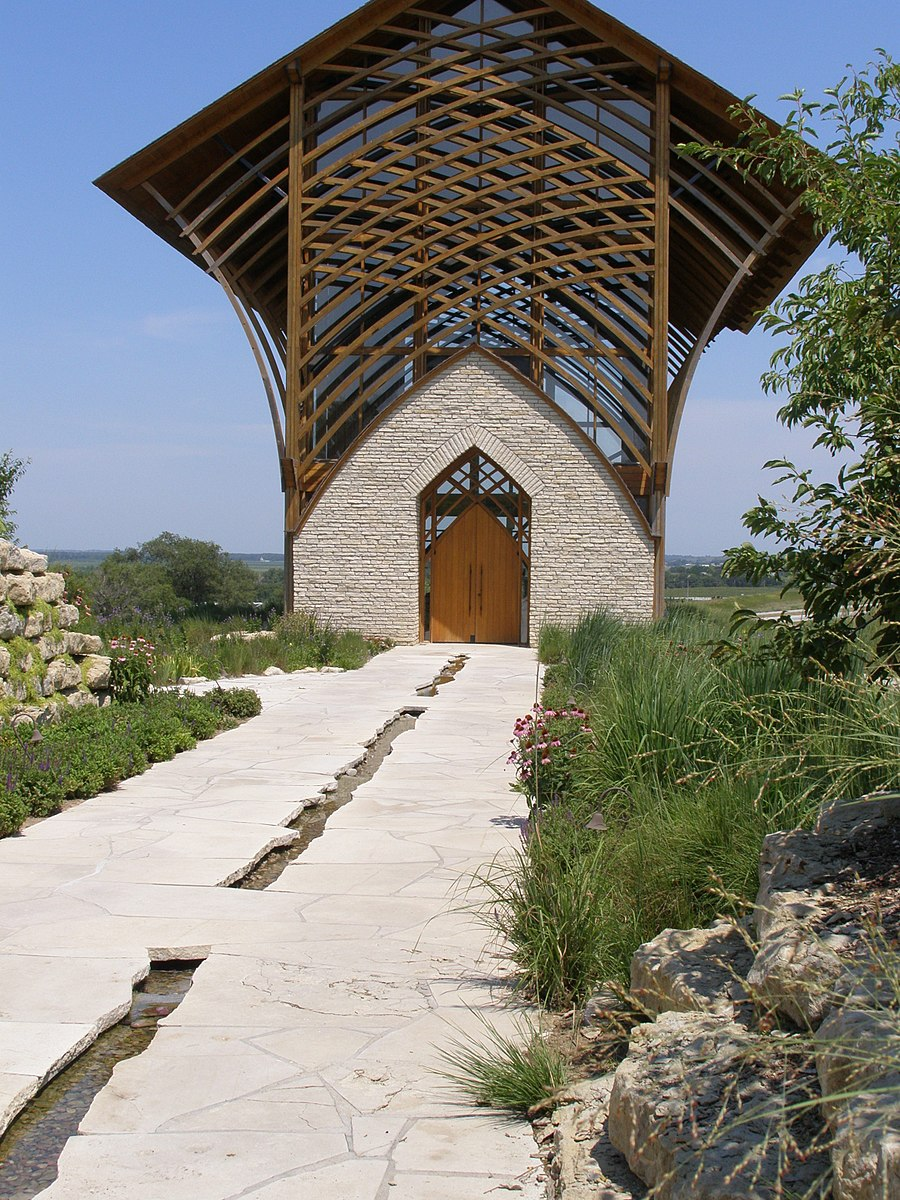Shrine of the Holy Family  Photo by Chris Light/CCA-SA 4.0