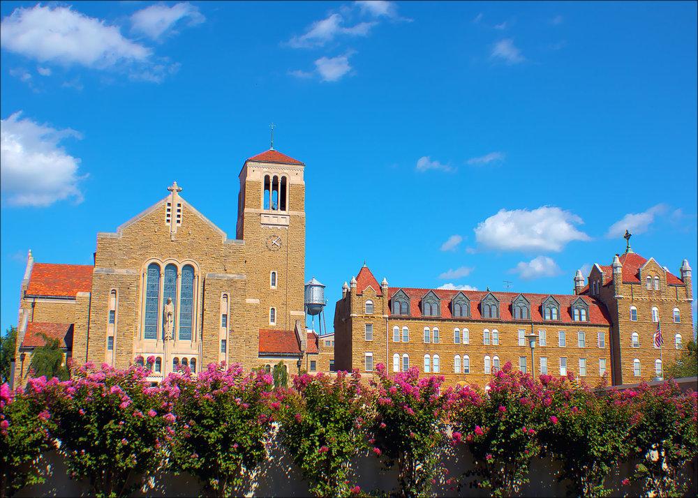 Subiaco Abbey  Photo by Doug Wertman/CCA-SA 2.0