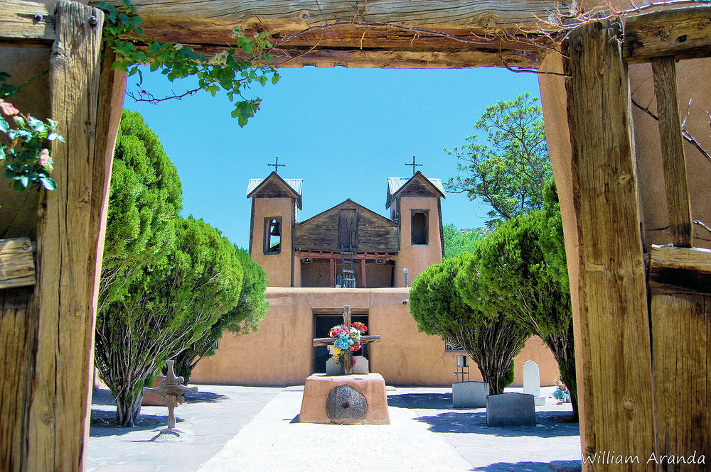 El Santuario de Chimayo  Photo by William Aranda/CCA-SA 3.0