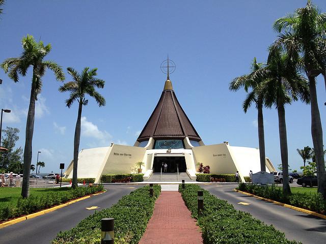 Ermita de la Caridad Santuario Nacional  Photo by Phillip Pessar/CCA-SA 2.0