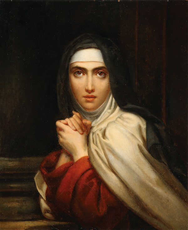 Saint Teresa of Avila by Francois Gerard