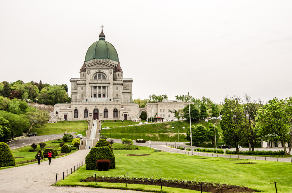 St. Joseph Oratory of Montreal