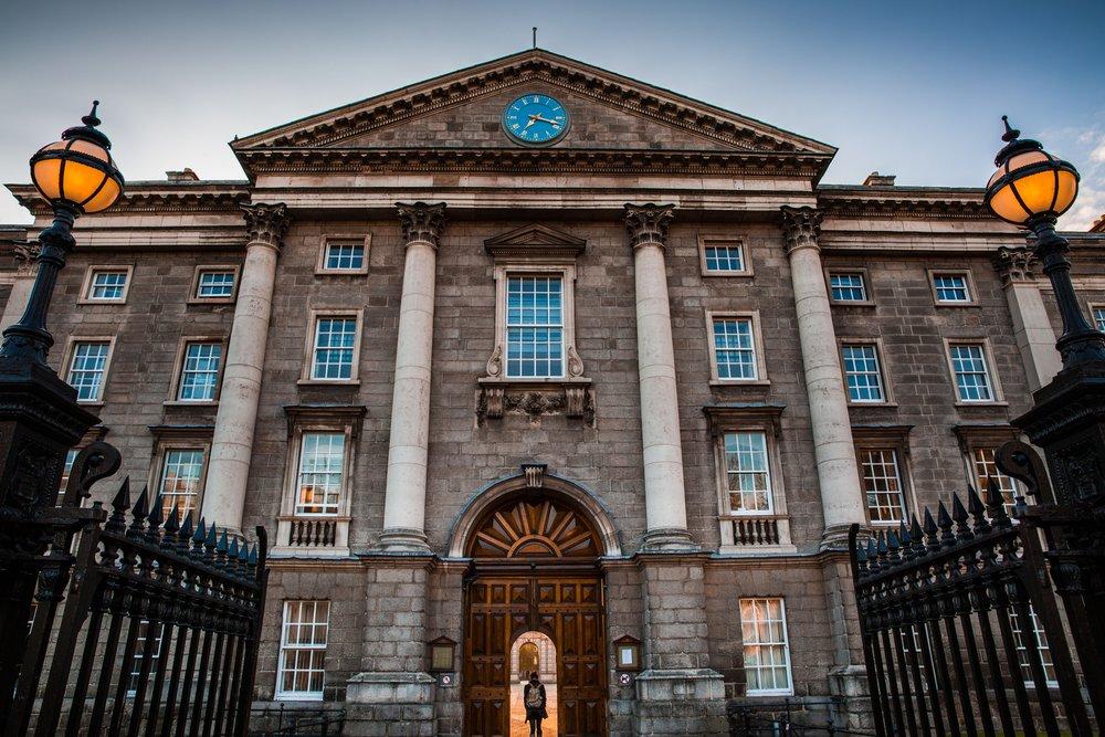 Trinity College - Dublin - Stephen Bergin.jpg