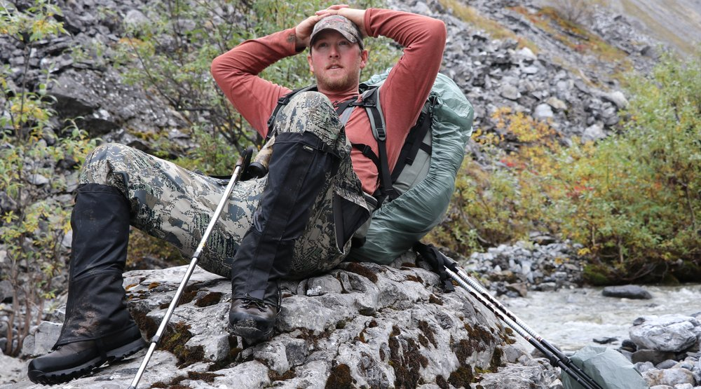 Casey Johnson, a hunting guide in Alaska and Wyoming, won't wear anything but Kenetreks. Most often he wears a pair of insulated Mountain Extreme.