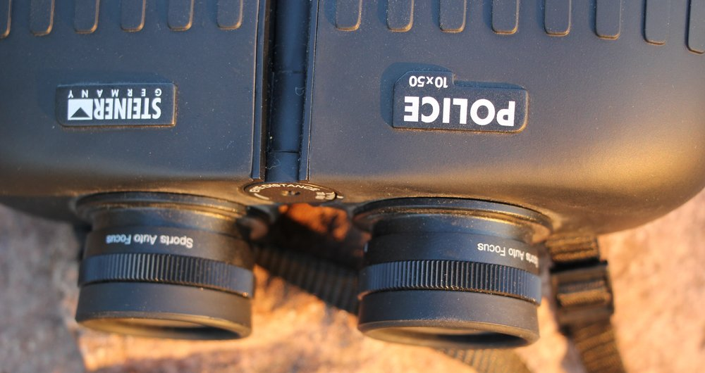 "Notice the individually-adjustable ""Sport Auto Focus"" eyepieces."