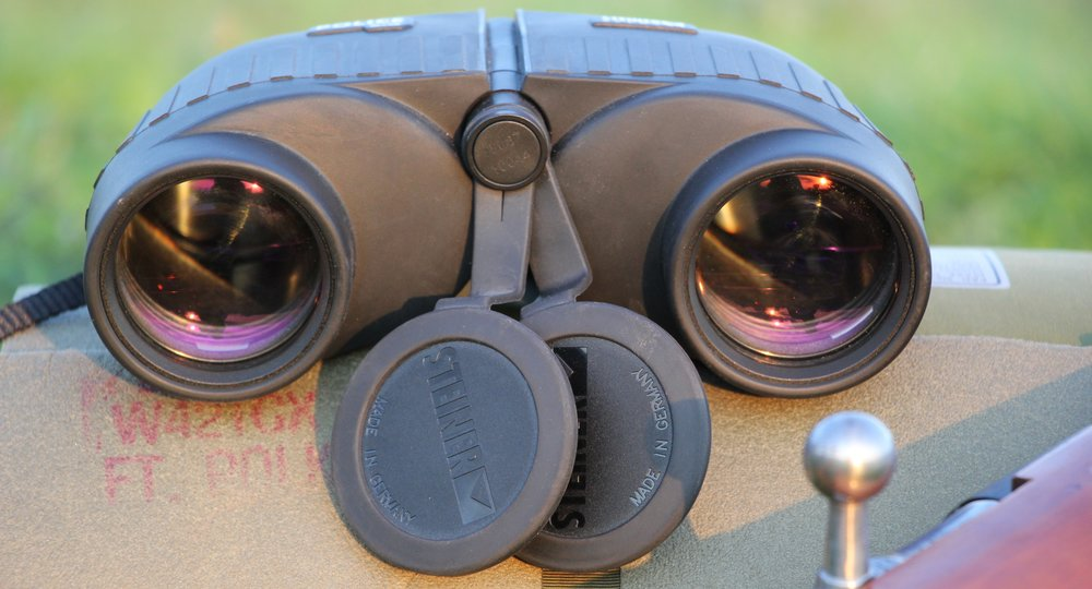 Balman needed a binocular with large objective lenses for good low light performance.