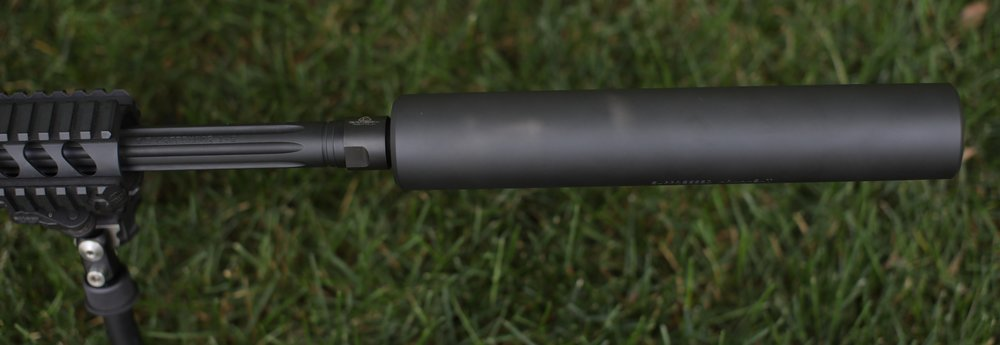 The SAS Vengeance is built to handle the .338 Lapua Mag, so it's a bit overkill for the 6.5 Creedmoor.
