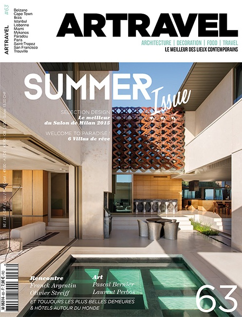JUNE 2015  | 'ELEGENTE SIMPLICITE' -  ART TRAVEL