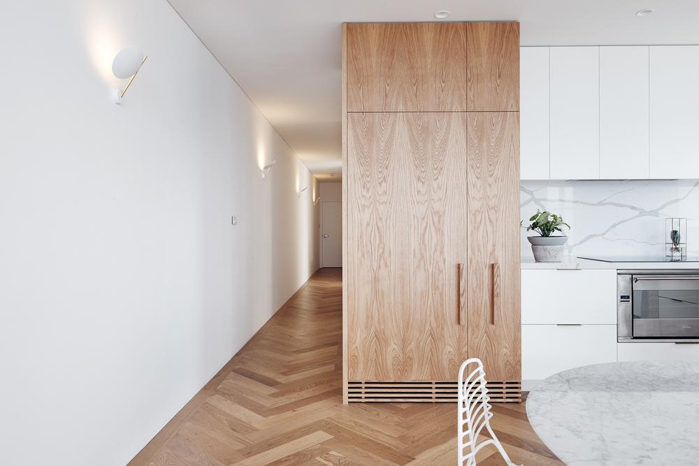 BEACH SIDE APARTMENT |Interior Architecture + Design