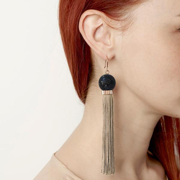 STUDIO ELKE | TREMBLE TASSELS | Design Inspiration