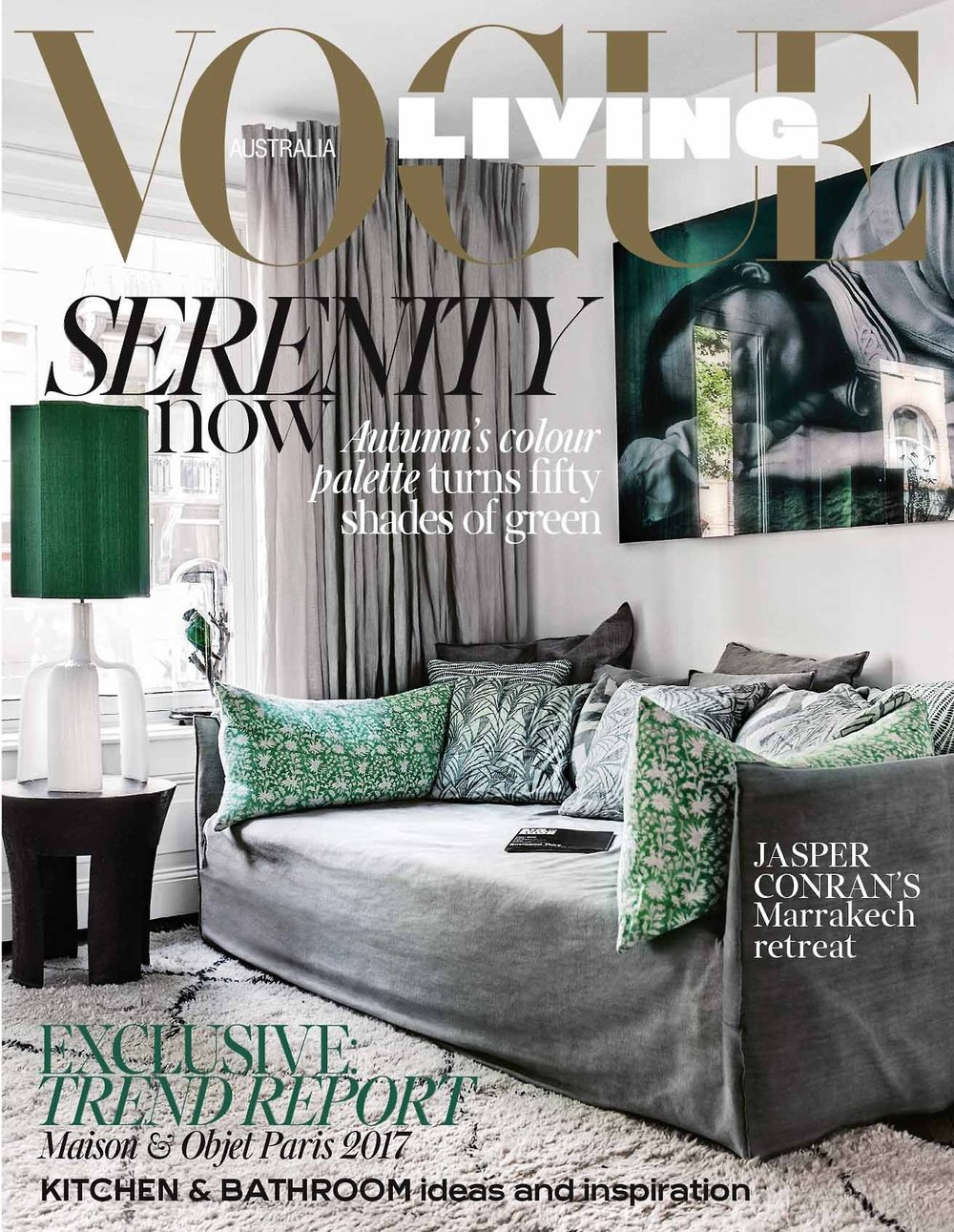 JANUARY 2017 | VOGUE - ZETLAND TERRACE