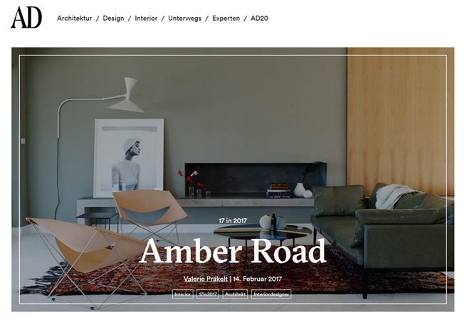 FEBRUARY 2017 | AMBER ROAD - AD GERMANY