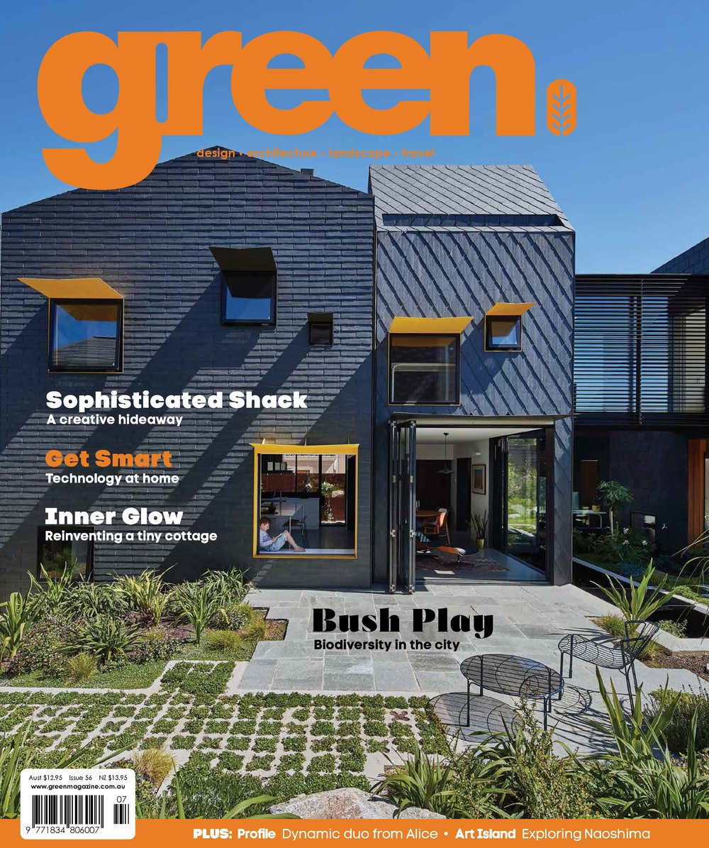 JUNE 2017  | GREEN MAGAZINE - UME BURGER