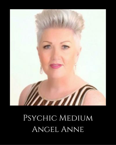 best psychic medium, life after death, angel anne, ireland medium