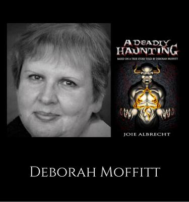 a deadly haunting, deborah moffitt, joie albrecht