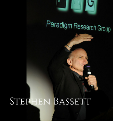 stephen bassett, paradign research group, disclosure