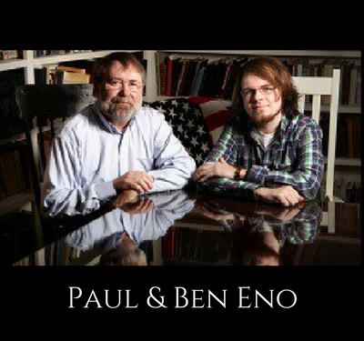 behindtheparanormal, paul eno, ben eno