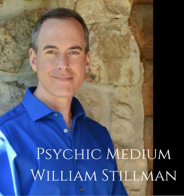 psychic medium william stillman under spiritual seige