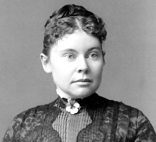Axe Murder Lizzie Borden