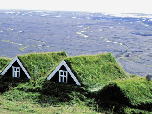 Homes in Iceland