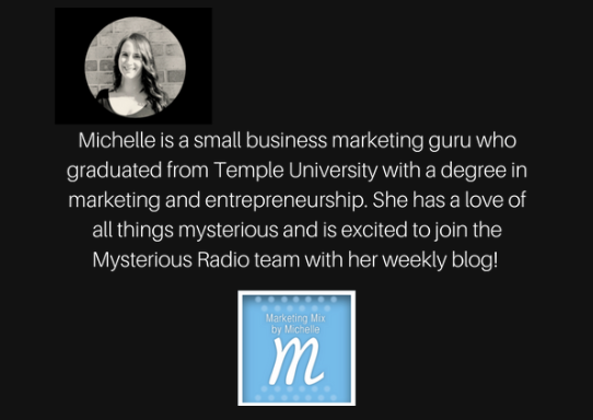 Marketing Mix by Michelle