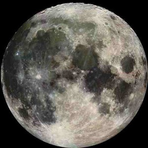 Maria On Moon