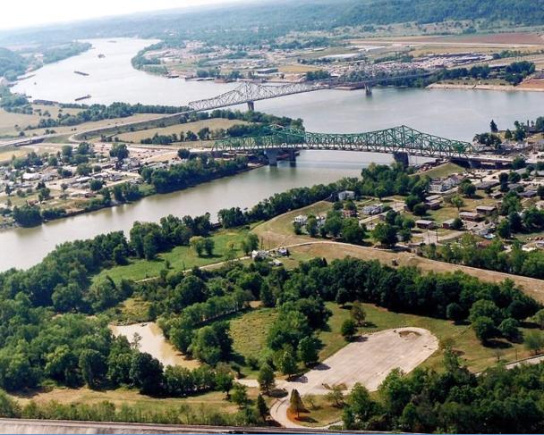 Point Pleasant Area and Silver Bridge