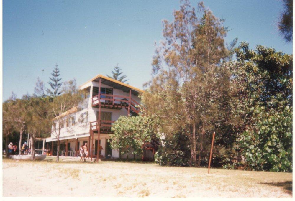 Chambers Island Beach, 1991