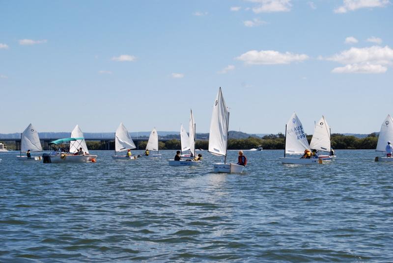 Optimist Fleet Training, 2011