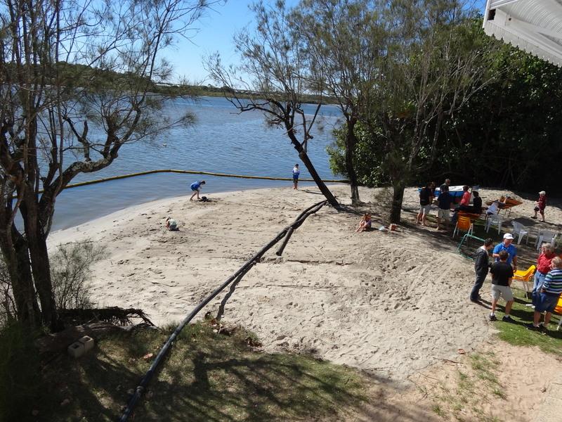 Beach Restoration Jun 2013
