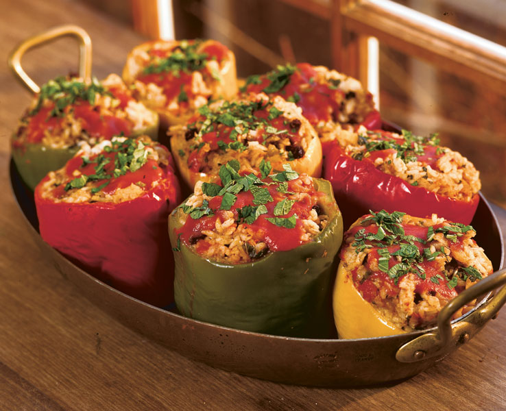 Stuffed Pepper
