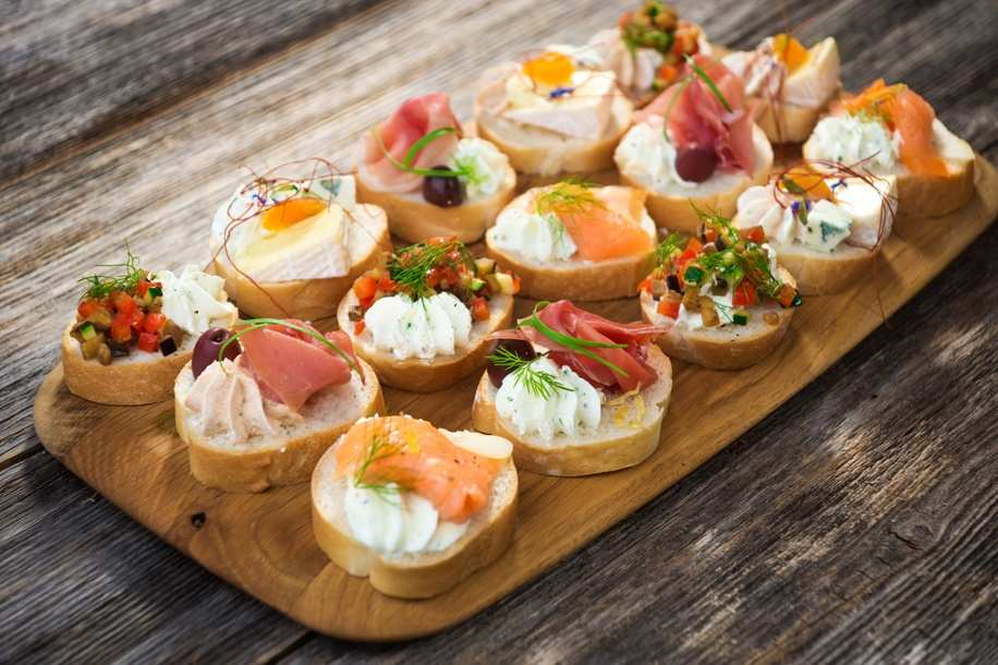 Finger Food Platter