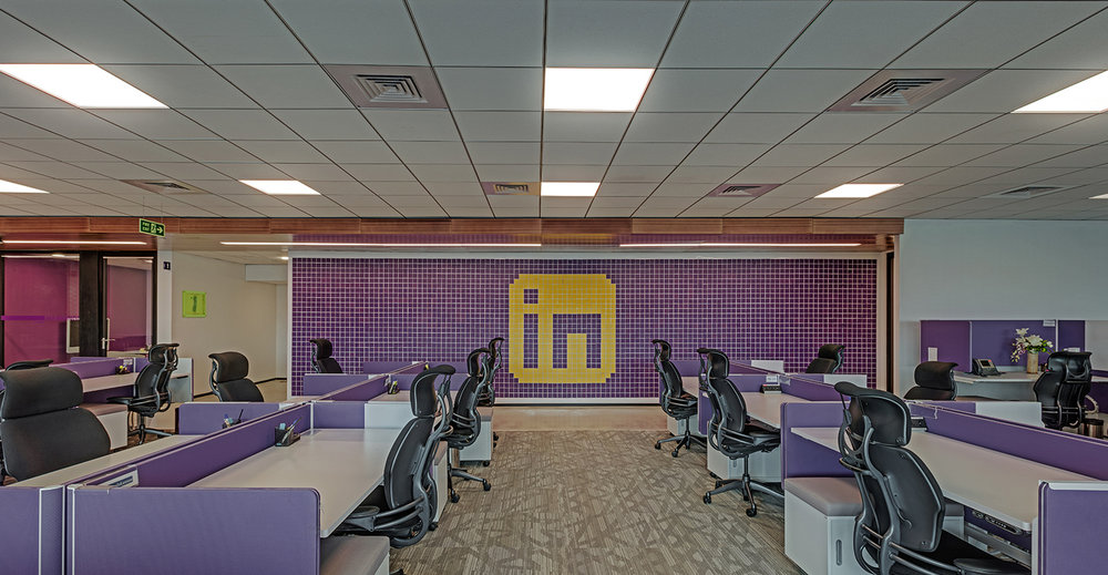 Linkedin-Bangalore-Office-Interactive-Bhushanraj