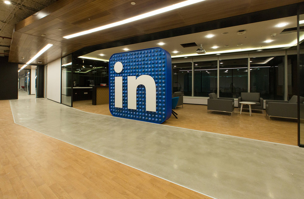 Linkedin-Bangalore-Office-Inbug-Bhushanraj