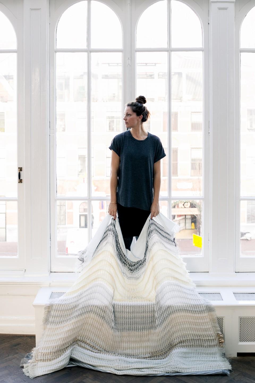 Textile design by Mae Engelgeer
